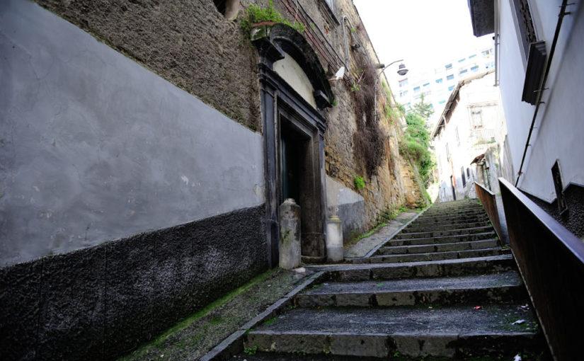 MAPPE – Via Cupa Vecchia. Da piazza Leonardo a Montesanto in 18 minuti