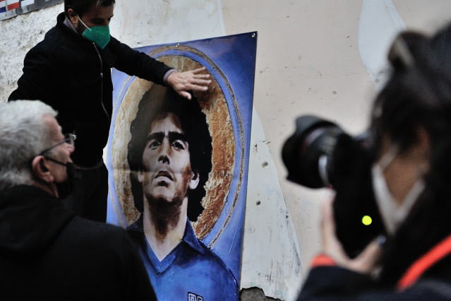 MITI – Napoli saluta Diego Maradona (1/2)