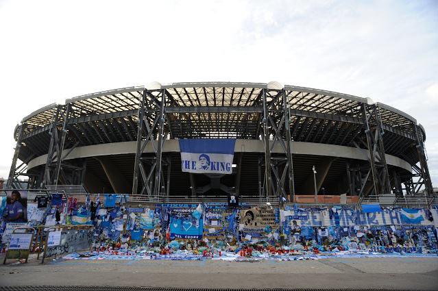 MITI – Napoli saluta Diego Maradona (2/2)