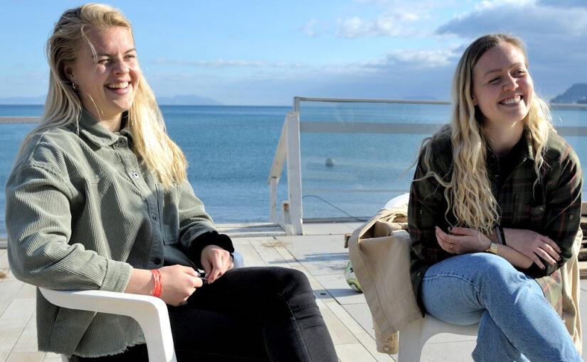 IL VIAGGIO (9) – Due islandesi a Napoli: le calciatrici del Napoli Femminile
