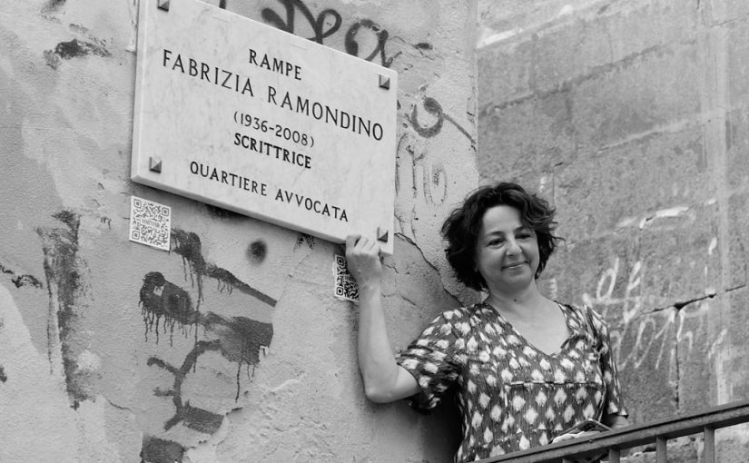 NUOVI  LUOGHI IN CITTA' – Inaugurate le Rampe Fabrizia Ramondino